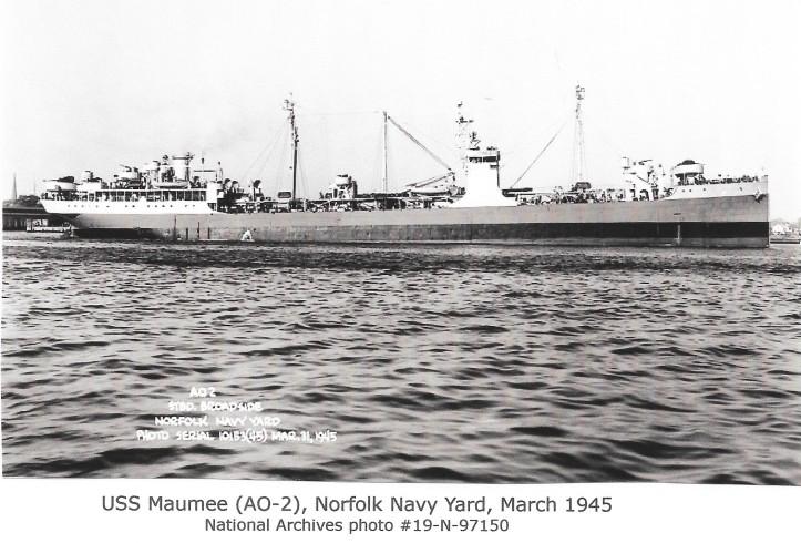 Maumee1945